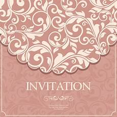 farewell card templates cdr engagement invitation card free vector 13 028
