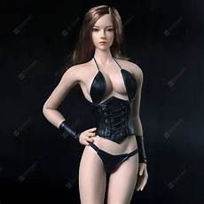 scale model female muscle female body for 1 6 scale model toy 76 18 free