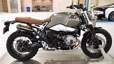 Bmw R Ninet Motorcylce Scrambler 2017