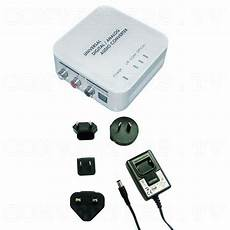 digital to analog two way audio converter