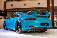 porsche 911 gt3 2017 2017 porsche 911 gt3 launched priced from rm1 7 million