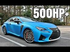 Lexus Rcf Tuning - modified 2016 lexus rcf driving review