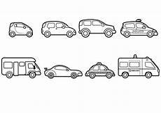 malvorlagen fahrzeuge gratis kostenlose malvorlage transportmittel fahrzeuge zum