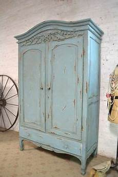 armoire painted cottage chic shabby by