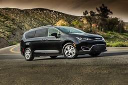 2018 Chrysler Pacifica Pricing  For Sale Edmunds