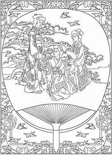 Malvorlagen Japanese 201 Pingl 233 Sur Ausmalbilder