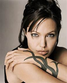 angelina jolie s tattoo info