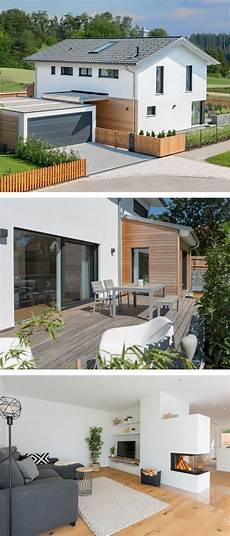 garage innen mit holz modernes einfamilienhaus mit garage holz fassade