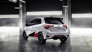 2018 Toyota Yaris Review Design Engine Release Date And