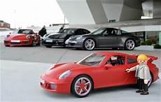 Porsche Sparks Childrens Imagination With Playmobil Model