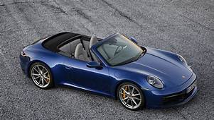 2020 Porsche 911 Cabriolet Pictures Photos Wallpapers