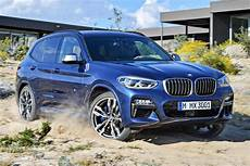 Bmw X3 G01 - all new 2018 bmw x3 g01 debuts m40i flagship with 360hp