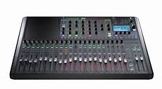 mixer console si compact 24 soundcraft professional audio mixers