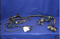 2002 ford mustang wiring harness 2003 ford mustang 4 6 ecu engine wiring harness 5 speed ebay