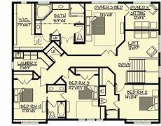 craftsman house plans with basement plan 73341hs craftsman bungalow with optional finished