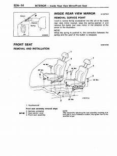 old cars and repair manuals free 1995 mitsubishi 3000gt parking system mitsubishi eclipse ii 1995 1999 interior and srs car service workshop repair wiring manuals download