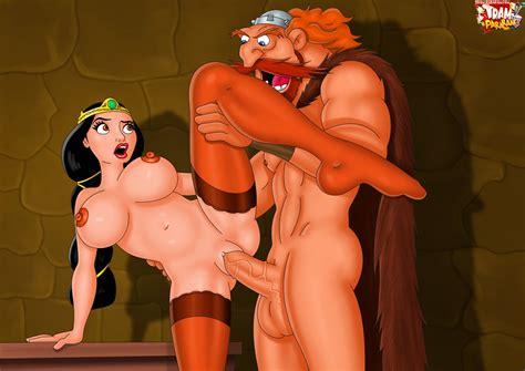 Disney Brave Hentai
