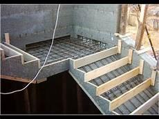 treppe selber bauen beton treppe betonieren treppe