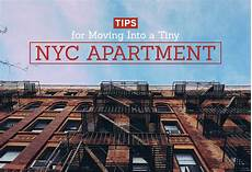 Apartment Movers Manhattan by Tips For Moving Into A Tiny Nyc Apartment Cheap Movers Nyc