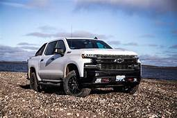 First Drive 2019 Chevrolet Silverado 1500  CAR