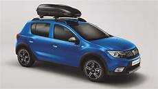 Sandero Stepway Accessories Dacia Cars Dacia Uk