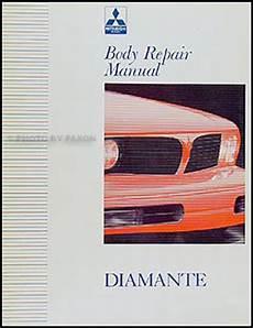 car repair manual download 1998 mitsubishi diamante spare parts catalogs 1992 1994 mitsubishi diamante repair shop manual set original