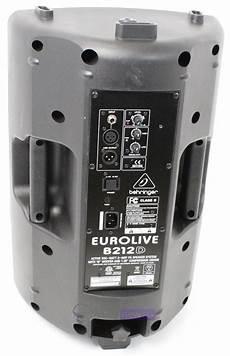 Pre Owned Behringer B212d Active Speaker Whybuynew