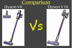 dyson v8 vs dyson v10 which one is better 10 unbiased