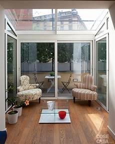 veranda in legno per terrazzo casabook immobiliare 70 mq casa con veranda