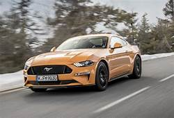 2017 Ford Mustang Sales Best Selling Sports Car In The