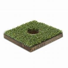 Carré De Gazon Artificiel Socle Green Socle Carr 233 Recouvert De Gazon All Sport