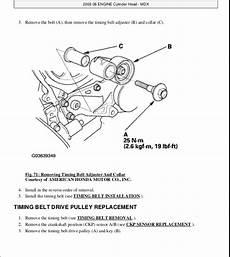 auto repair manual online 2003 acura mdx instrument cluster 2003 acura mdx service repair manual
