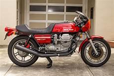 muscular classic 1976 moto guzzi 850 le mans for sale