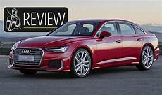 Audi A6 2018 Review Luxury Saloon Trumps Its Rivals In