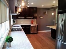 white kitchen countertops hgtv