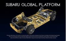 2019 subaru global platform subaru global platform to hit the market with the 2017