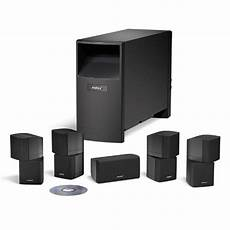 5 1 soundsystem bose bose acoustimass 10 series iv home entertainment speaker