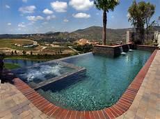 orange county contemporary geometric pool san diego