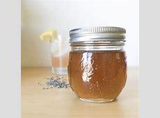 homemade lavender honey_image