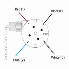 zing ear ze 208s pull chain 3 speed 4 wire fan rotary control switch nickel 726084445444 ebay