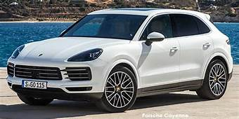 Porsche Cayenne Specs In South Africa  Carscoza