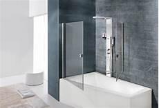 vetro vasca bagno sopravasca le ante per avere vasca e doccia insieme
