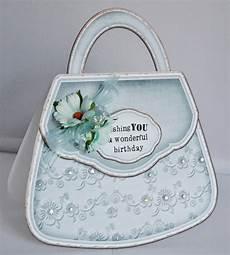 handbag card template free how to make handbag card tutorial card world
