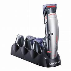 tondeuse barbe et corps tondeuse barbe cheveux babyliss