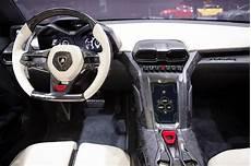 Cars Lamborghini Urus Concept Interior Wallpaper Inside
