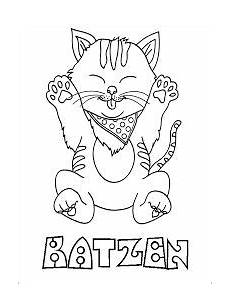 Malvorlagen Katzenbabys Kostenlos Katzen Malvorlagen Gratis Katzen Malvorlagen