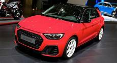 new audi a1 sportback is a posh supermini with a sport