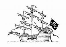 Malvorlagen Erwachsene Schiffe Ausmalen Piratenschiff 09 Piratenschiff Piraten Schiff