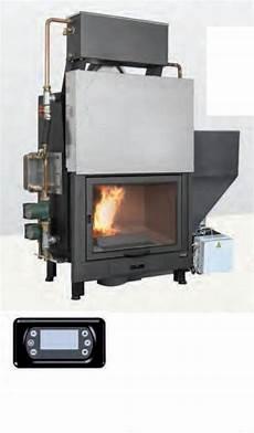camino pellet idro termocamino idro policombustibile a legna pellet k1 r etc