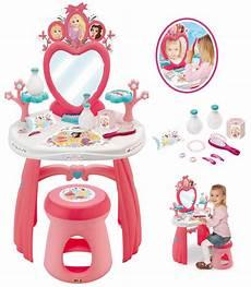 schminktisch für kleine prinzessinnen smoby disney princess frisier und schminktisch rosa bei